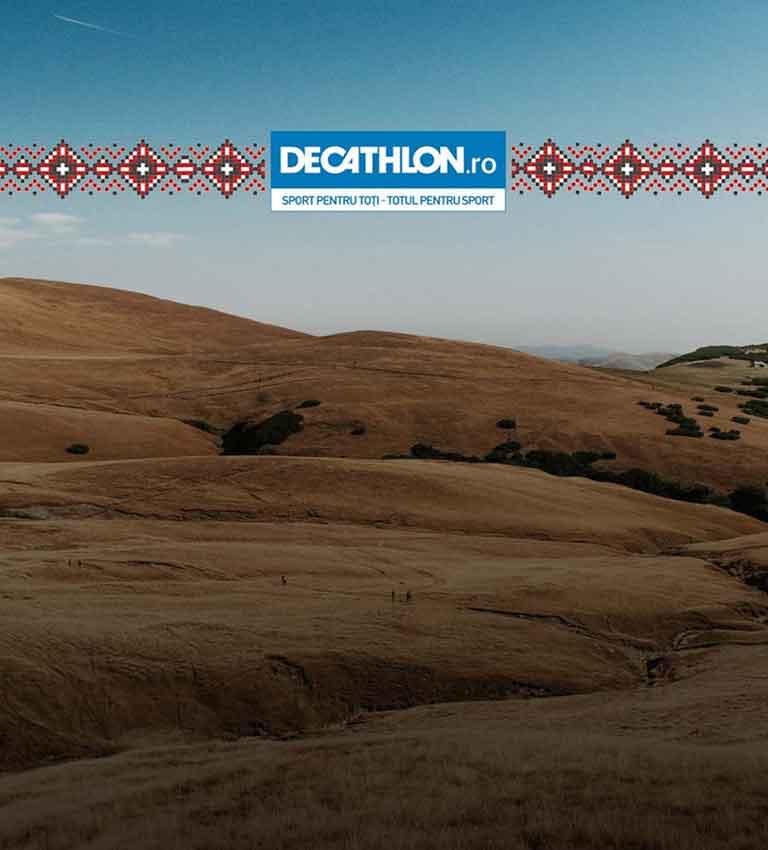 Descoperă produsele Decathlon fabricate în România